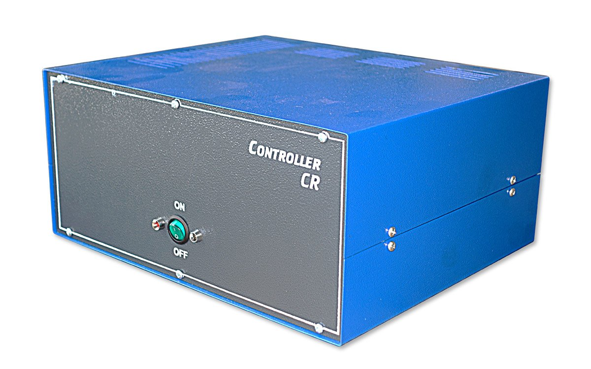 New CR Controller for creating a budgetary repair and testing station for CR injectors.