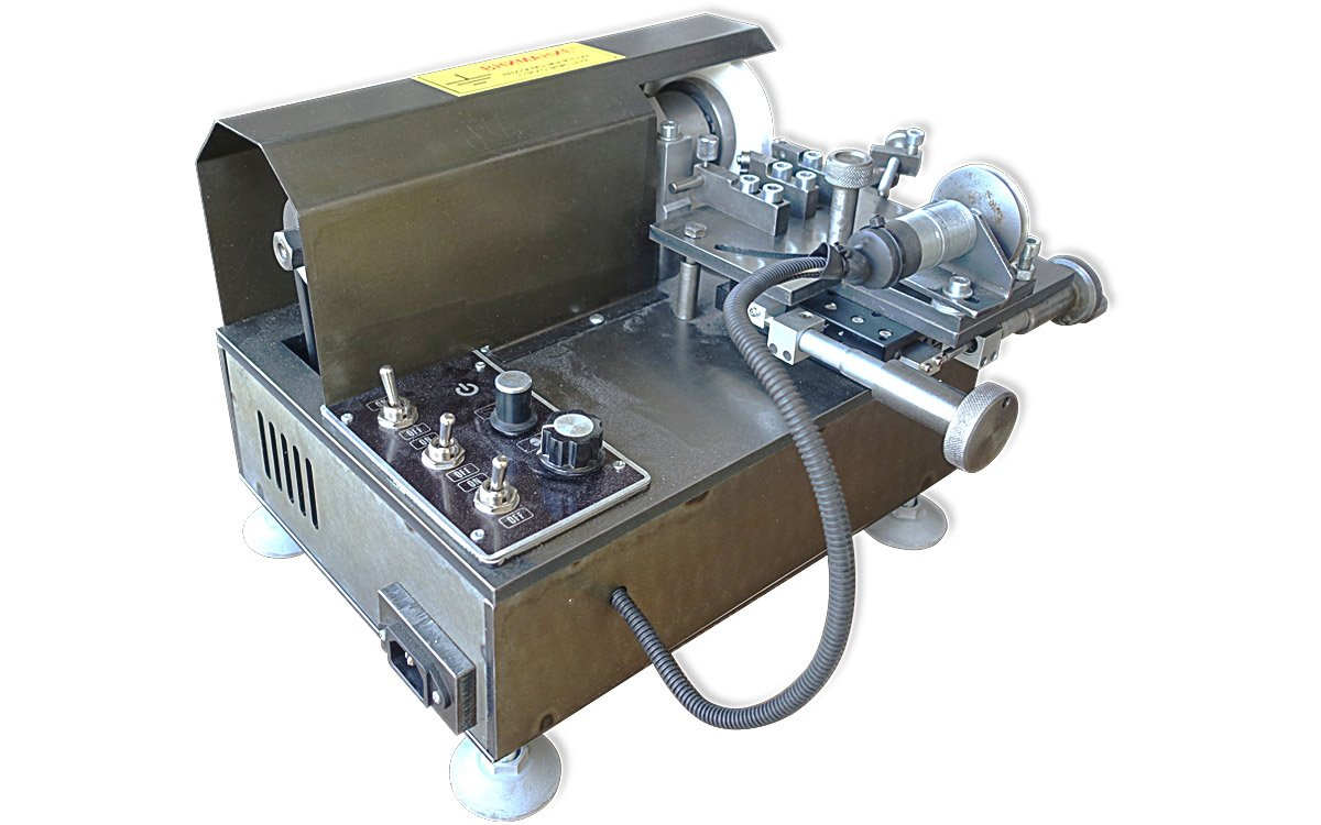 Фото: Grinding machine for restoration of the needle spray tips - Foto  N2