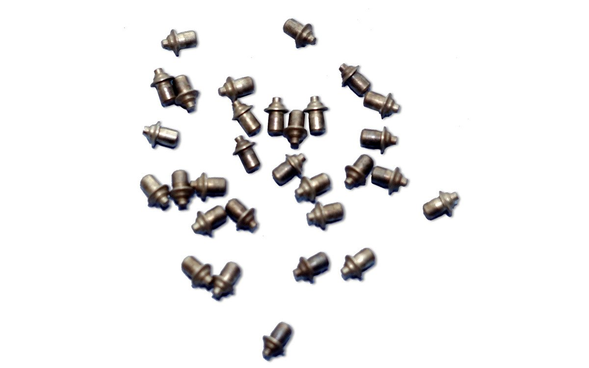 Фото: Pin Locking - Bosch Piezo Injector Valve Part - Foto  N2
